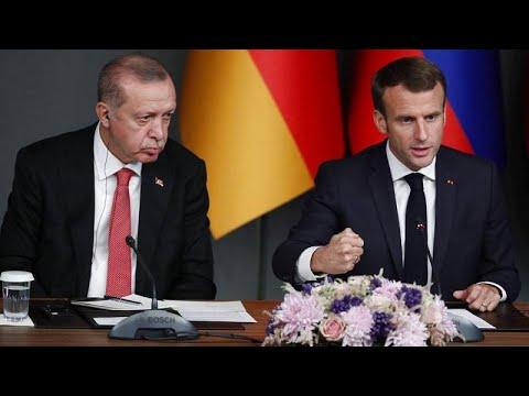 Σε οριακό σημείο οι σχέσεις Τουρκίας-Γαλλίας: Τι διαμηνύει το Ελιζέ…