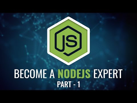 Introduction to NodeJS | Running Your First Server | Part 1 | Eduonix
