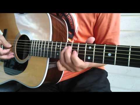 Bai Tap 28 Guitar - Luyen Ngon va Lien Ket Am Giai Thu va Truong: Solo