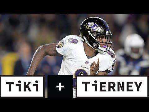 Video: Is Lamar Jackson Ready? | Tiki + Tierney