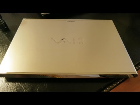 Sony Vaio T Series Review