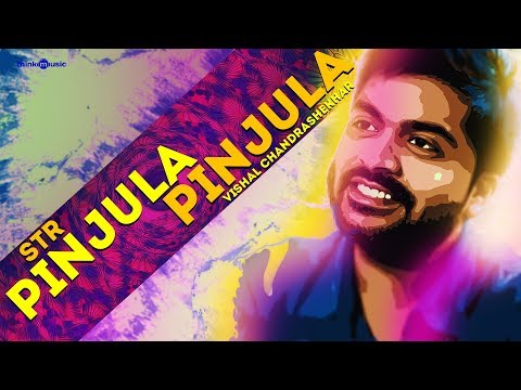 Simba Songs | Pinjula Pinjula Song with Lyrics | Bharath | STR | Vishal Chandrashekhar