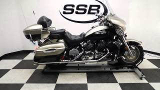 6. 2009 Yamaha Royal Star Venture S Black/Gold - used motorcycle for sale - Eden Prairie, MN