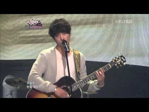CNBLUE YongHwa Because I Miss You (видео)