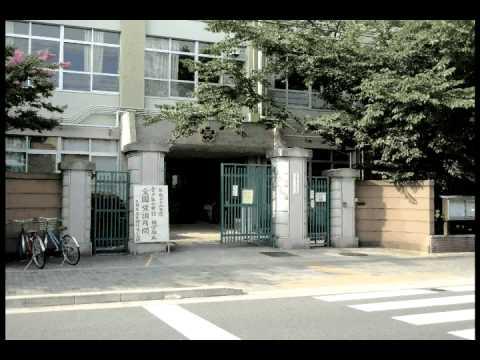 京都市左京区 第四錦林小学校.avi