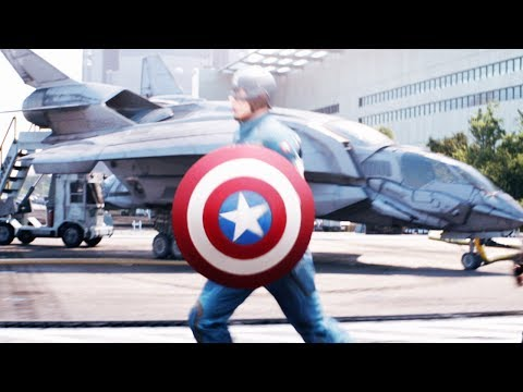 Captain America 2: The Winter Soldier Trailer #2 Official - 2014 Movie [HD] thumbnail
