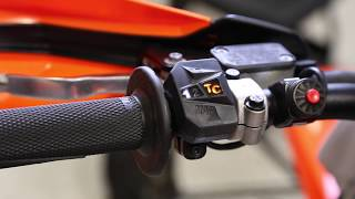 10. KTM Launch Control, Traction Control and Map Switch Explained - Cycle News