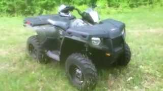 6. My 2012 Polaris Sportsman 500 HO