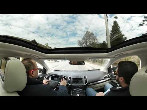 Nova Ford Edge como você nunca viu!!!!