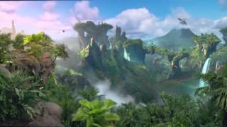 Nonton Journey 2  The Mysterious Island   Trailer Film Subtitle Indonesia Streaming Movie Download