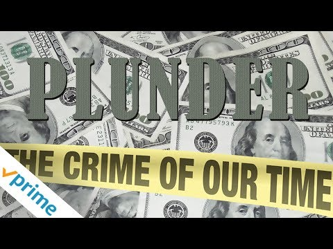 Plunder: The Crime of Our Time | Trailer | Available Now