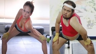 Sexy Workout Video Parody!