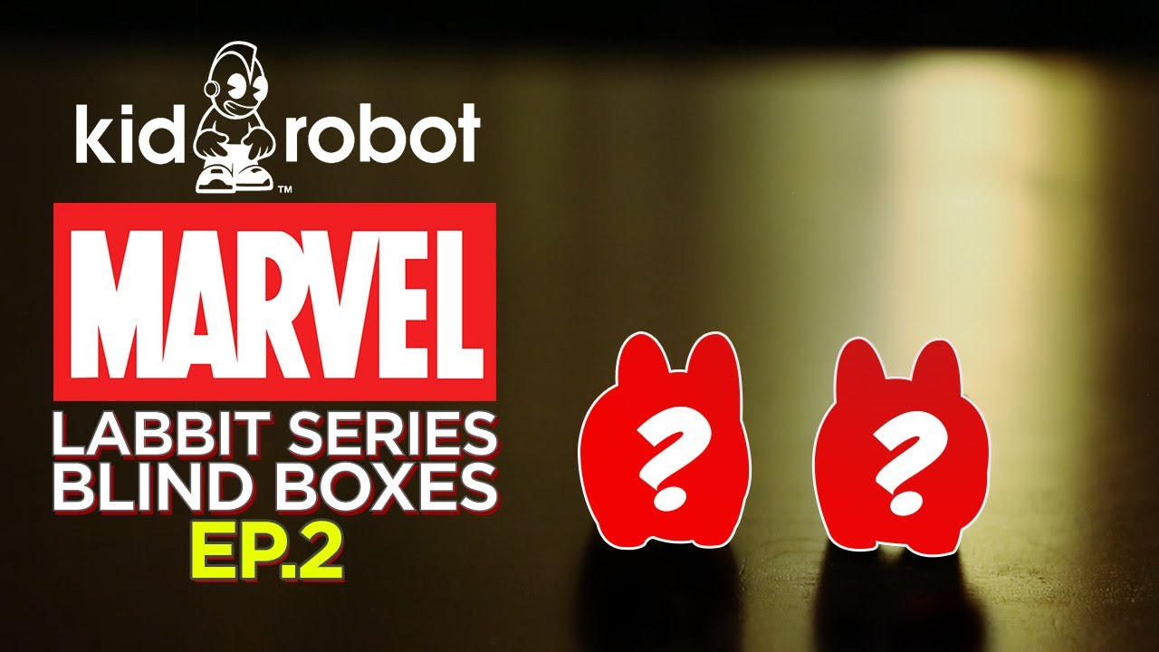 Marvel Labbit Series Blind Boxes – Ep. 2!