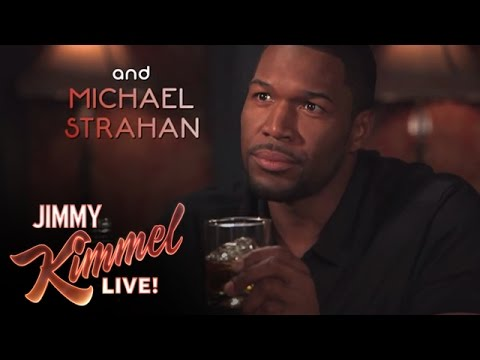 Michael - Jimmy asks Michael Strahan three ridiculous questions. #3RQ SUBSCRIBE to get the latest #KIMMEL: http://bit.ly/JKLSubscribe Watch the latest Mean Tweets: http://bit.ly/KimmelMeanTweets Connect...
