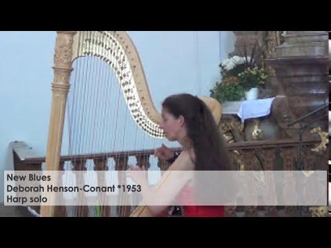 New Blues-Deborah Henson-Conant