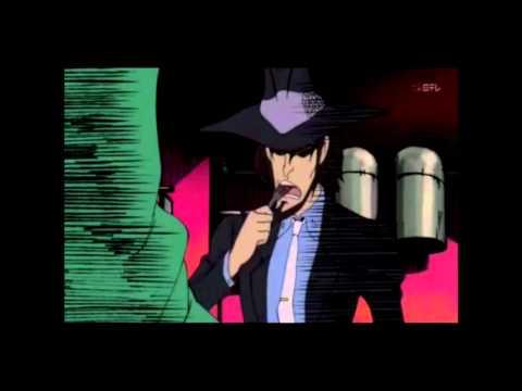 Lupin the Third cooks for Jigen