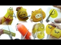 Cutting Open Stress Toy, Cracking Squishy, Squeeze Toy & Water Squishy Compilation