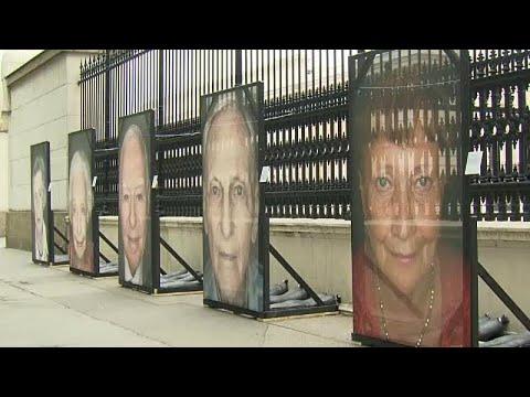 Βιέννη: Τα πρόσωπα της «επιβίωσης»
