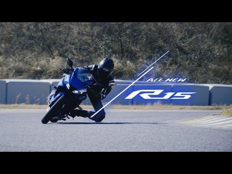 YAMAHA New YZF-R15 Tech Video