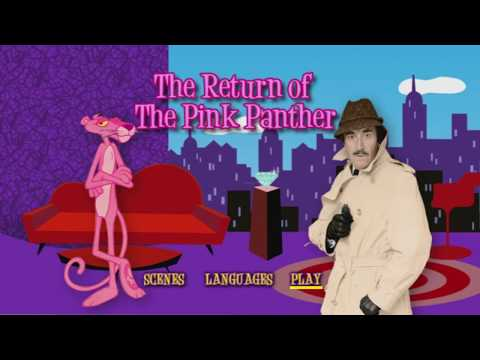 Opening/Closing to The Return of The Pink Panther 2006 DVD