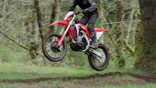 9. New 2019 CRF450X - Redesigned for Absolute Off-Road Xcellence