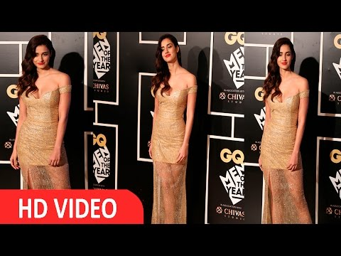 Disha Patani At Red Carpet Of GQ Men Of The Year Awards