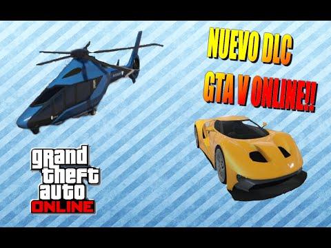 NUEVO DLC DE GTA V ONLINE!! SUPER COCHES!! ROPA!! MISIONES!! Y MAS!!