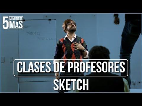 Clases de Profesores | Sketch видео