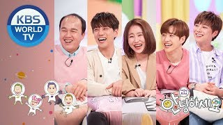 Video Guests : Hwang Chiyeul, Kim Kwangkyu, Feeldog&Euijin, Jo Hyunah [Hello Counselor/ENG,THA/2018.04.30] MP3, 3GP, MP4, WEBM, AVI, FLV Agustus 2018