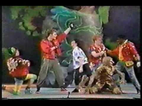 Sometimes Hugh Jackman dazzles and charms. Other times a chorus on skates sings about a toy train set. Broadway is weird! Behold, the oddest Tony performances in history.