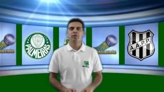 Não percam!! Palmeiras x Ponte Preta Líder do Brasileirão com 39 pontos, o Verdão enfrentará o único time contra o qual está...