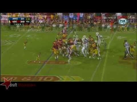 Aundrey Walker vs Arizona 2013 video.