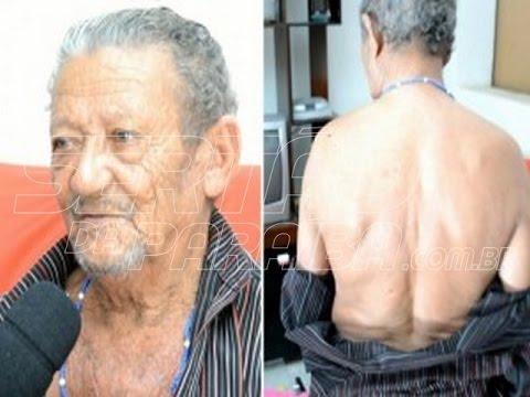 ASSISTA: idosos são agredidos a pedradas em Cajazeiras, e rixa quase termina em tragédia