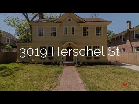 3019 Herschel St Jacksonville, FL Video