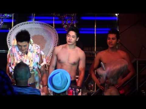 MR GAY PHUKET 2012 2 (видео)