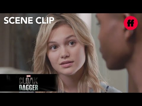 Marvel's Cloak & Dagger | Season 1, Episode 8: Tandy Visits Tyrone's Home | Freeform