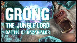 Grong - Battle of Dazar'alor - 8.1 PTR - FATBOSS