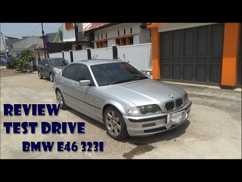 Review & Test Drive BMW 323i E46 Tahun 2000
