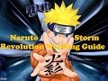 Naruto Storm Revolution Modding Guide - How To Port Animations