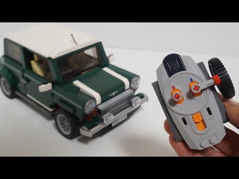 Lego 10242 RC Motorized MINI Cooper (레고 미니쿠퍼 RC) by 뿡대디