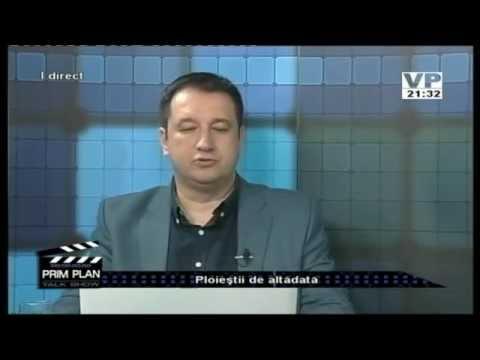 Emisiunea  Prim Plan – Constantin Dobrescu– 14 aprilie 2015