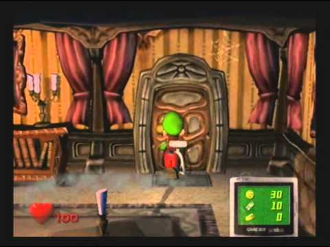 luigi's mansion gamecube iso fr