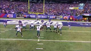 Eagles Comeback Against Giants Called by Merrill Reese