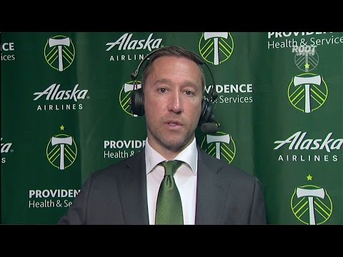 Video: Caleb Porter | Impact 4, Timbers 1 | Postgame - May 20, 2017