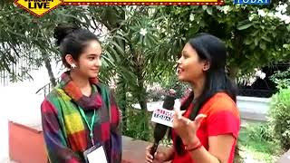 Video Exclusive Interview Of Actress Anushka Sen download in MP3, 3GP, MP4, WEBM, AVI, FLV January 2017