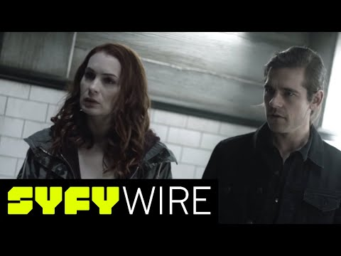 Exclusive: The Magicians Season 3 Behind-the-Scenes Highlights ASL | SYFY WIRE