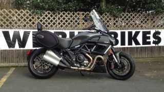 10. 2014 Ducati Diavel Strada - SOLD!