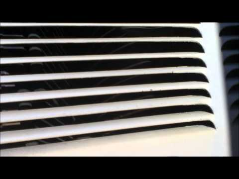 12-30-2011  3 OLD Window Air Conditioners! [HD]