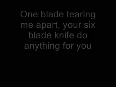 Dire Straits - Six Blade Knife Lyrics