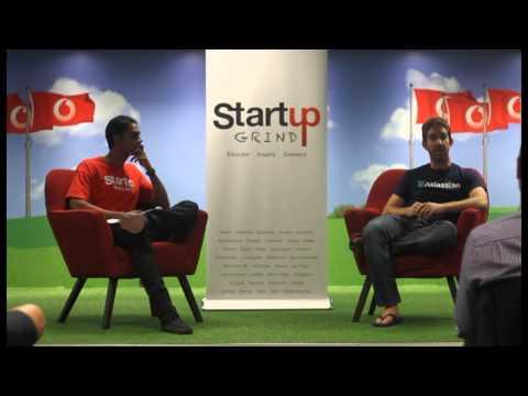 Scott Farquhar (Atlassian) at Startup Grind Sydney